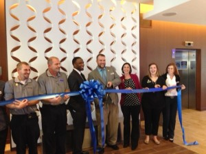 Fairfield Inn ribbon cutting-10-232-2014