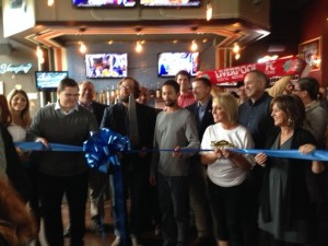 Filed House Ribbon Cutting