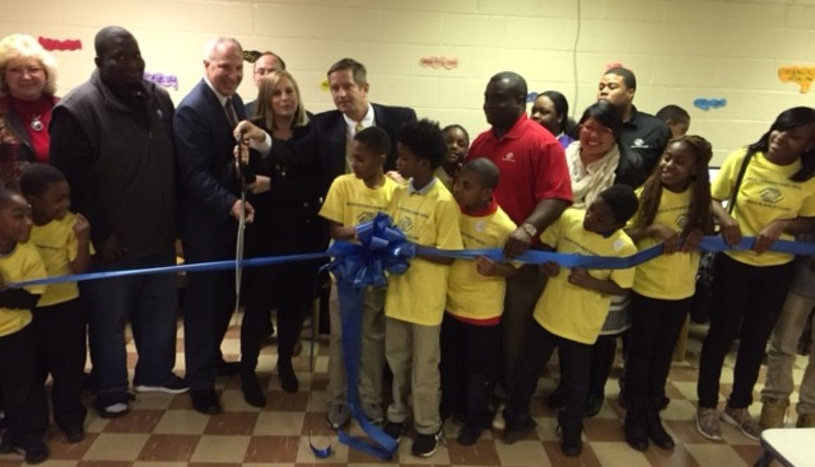 Welcome to the Boys & Girls Club of Nashville!