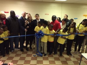 Boys & Girls Club-Mayor Berry