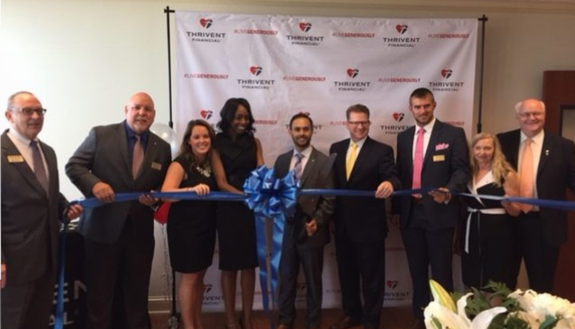 Welcome Thrivent Financial to Nashville!